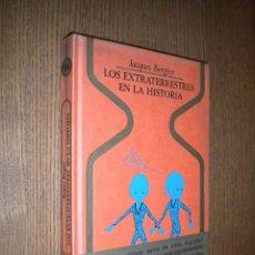 Libros de segunda mano: LOS EXTRATERRESTRES EN LA HISTORIA / JACQUES BERGIER. Lote 55031996