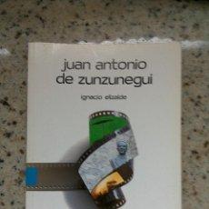 Libros de segunda mano: TEMAS VIZCAINOS 179 JUAN ANTONIO DE ZUNZUNEGUI. Lote 55032054