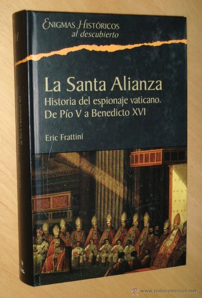 LA SANTA ALIANZA ERIC FRATTINI PDF