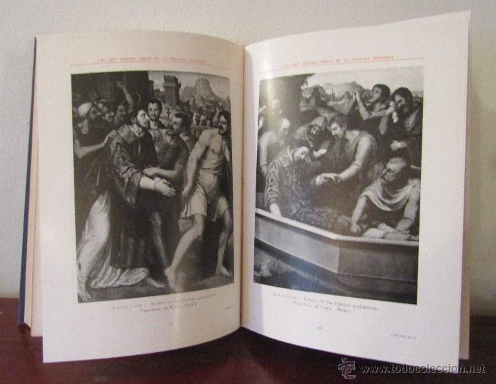 Libros de segunda mano: 3 LIBROS LAS CIEN MEJORES OBRAS DE -PINTURA-ESCULTURA-ARQUITECTURA ESPAÑOLA TODOS EN 1ª EDICION - Foto 12 - 55039652