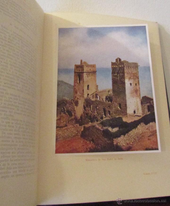 Libros de segunda mano: 3 LIBROS LAS CIEN MEJORES OBRAS DE -PINTURA-ESCULTURA-ARQUITECTURA ESPAÑOLA TODOS EN 1ª EDICION - Foto 13 - 55039652