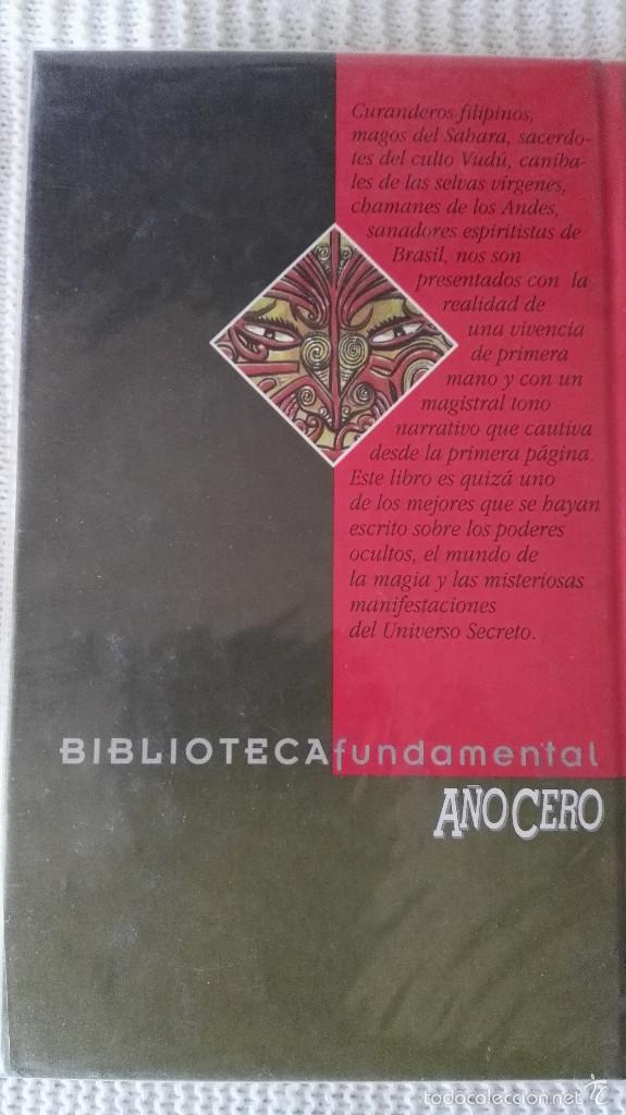 Libros de segunda mano: VUDÚ, MAGIA Y BRUJERÍA. DOUCHAN GERSI. RITUALES Y BRUJERÍA. - Foto 2 - 55098622