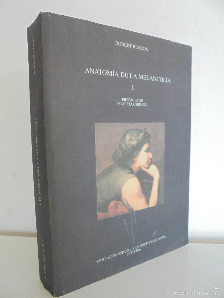 anatomia de la melancolia i. robert burton. pre - Comprar en ...