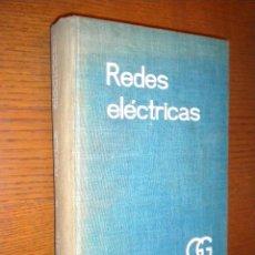 Libros de segunda mano: REDES ELECTRICAS DE ALTA Y BAJA TENSION / GAUDENCIO ZOPPETTI JUDEZ. Lote 55109186