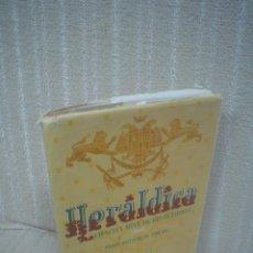 Libros de segunda mano: PEDRO BALTASAR DE ANDRADE: HERÁLDICA (CIENCIA Y ARTE DE LOS BLASONES). Lote 55082920
