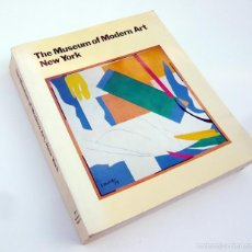 Libros de segunda mano: THE MUSEUM OF MODERN ART / HISTORY AND COLLECTION / MOMA 1985 / CATALOGO OFICIAL / ARTE. Lote 55146752