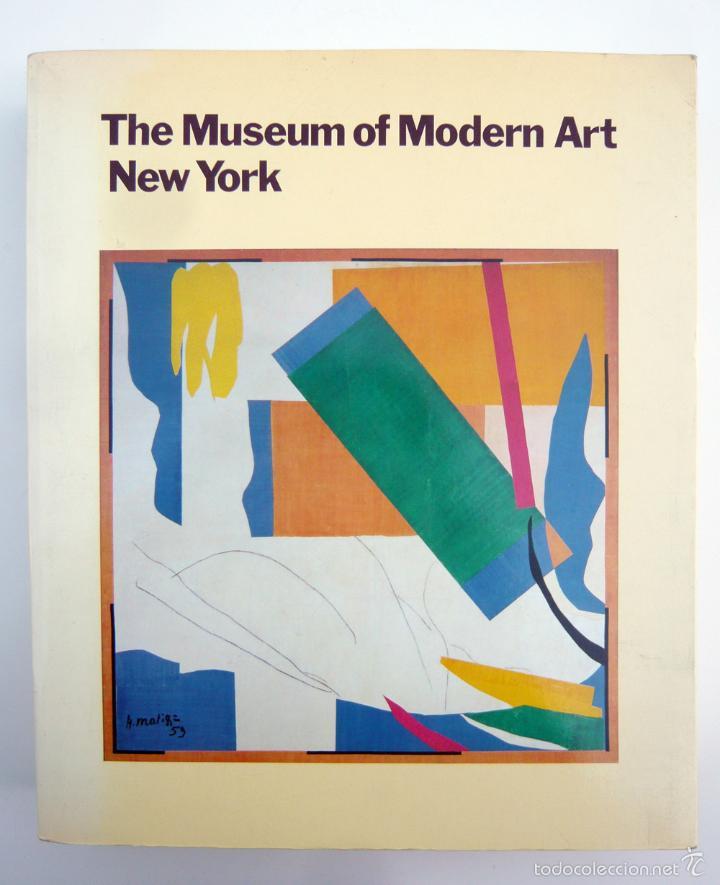 Libros de segunda mano: THE MUSEUM OF MODERN ART / HISTORY AND COLLECTION / MoMA 1985 / CATALOGO OFICIAL / ARTE - Foto 2 - 55146752