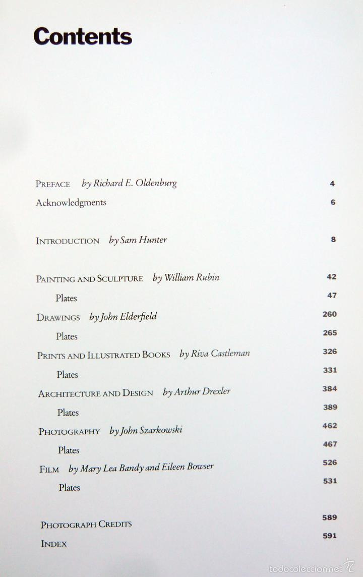 Libros de segunda mano: THE MUSEUM OF MODERN ART / HISTORY AND COLLECTION / MoMA 1985 / CATALOGO OFICIAL / ARTE - Foto 3 - 55146752