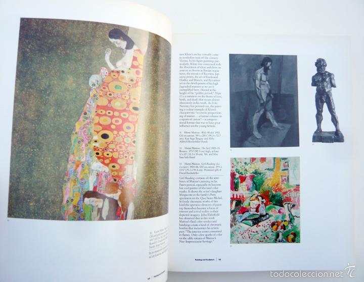 Libros de segunda mano: THE MUSEUM OF MODERN ART / HISTORY AND COLLECTION / MoMA 1985 / CATALOGO OFICIAL / ARTE - Foto 4 - 55146752