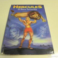 Libros de segunda mano: HERCULES- EL HEROE INVENCIBLE. Lote 55178383