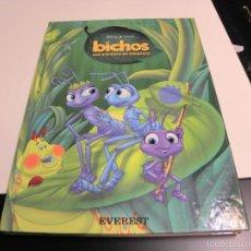 Libros de segunda mano: BICHOS UNA AVENTURA EN MINIATURA. Lote 55178558
