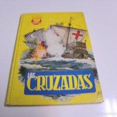 Libros de segunda mano: LAS CRUZADAS COLECCION AMENUS. Lote 55179065
