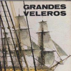 Libros de segunda mano: GRANDES VELEROS JEAN RIVIERAIN PLAZA & JANES EDITORES 71 PAGINAS ILUSTRADAS BARCELONA 1967 LE879. Lote 55232188