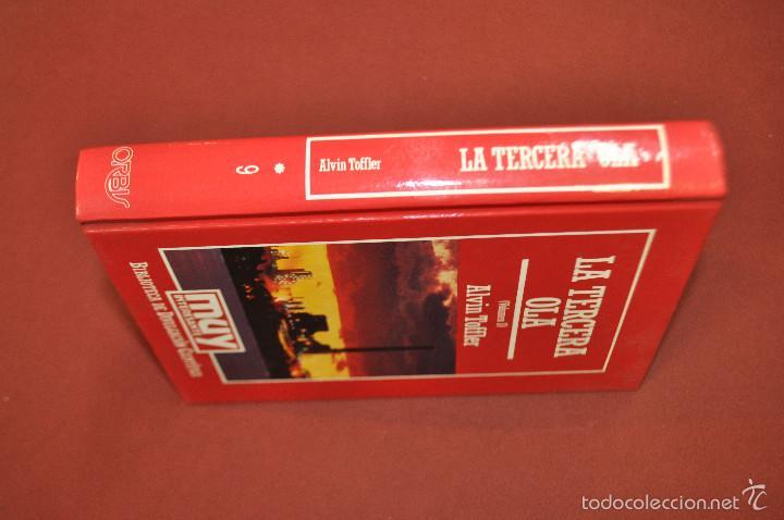 Libros de segunda mano: la tercera ola volumen I - alvin toffler - muy interesante - CIB - Foto 2 - 55242840