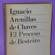 Libros de segunda mano: EL PROCESO DE BESTEIRO. Lote 55322964
