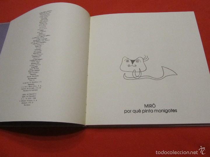 Libros de segunda mano: LIBRO SOBRE JOAN MIRO, CINE ESPAÑOL Y REVIVALS, COLECCION OMNIBUS 80 - Foto 2 - 55325119