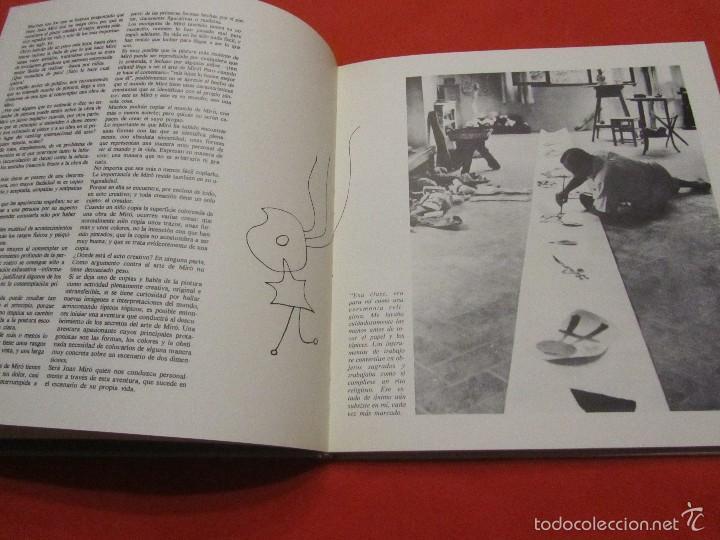 Libros de segunda mano: LIBRO SOBRE JOAN MIRO, CINE ESPAÑOL Y REVIVALS, COLECCION OMNIBUS 80 - Foto 5 - 55325119