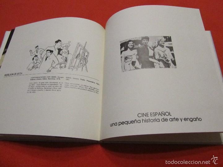 Libros de segunda mano: LIBRO SOBRE JOAN MIRO, CINE ESPAÑOL Y REVIVALS, COLECCION OMNIBUS 80 - Foto 9 - 55325119