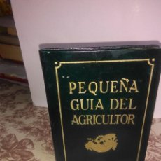 Libros de segunda mano: PEQUEÑA GUIA DEL AGRICULTOR ( SERVICIOS AGRONOIMICOS DE NITRATO DE CHILE). Lote 55350809