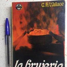 Libros de segunda mano: LA BRUJERÍA EN EL MUNDO - C. H. WALLACE - EDISVEN 1971. Lote 55359883