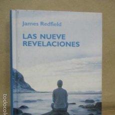Libros de segunda mano: LAS NUEVE REVELACIONES - JAMES REDFIELD - ED. RBA 2006 - VER DESCRIPCIÒN . Lote 55378622