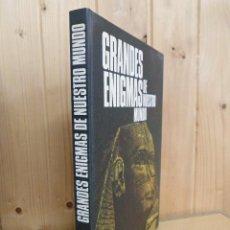 Libros de segunda mano: GRANDES ENIGMAS DE NUESTRO MUNDO. ROLAND GÖÖCK. CÍRCULO DE LECTORES. Lote 171484095
