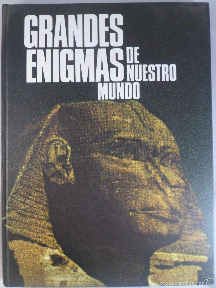 Libros de segunda mano: GRANDES ENIGMAS DE NUESTRO MUNDO. ROLAND GÖÖCK. CÍRCULO DE LECTORES - Foto 2 - 218820995