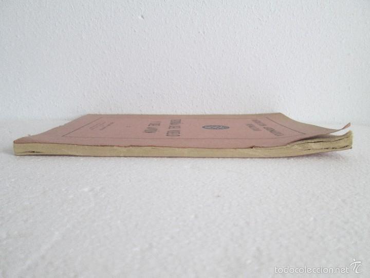 Libros de segunda mano: TEORIA DEL VUELO Y DEL AVION. INSTRUCCION AERONAUTICA PREMILITAR. 1942. VER FOTOGRAFIAS ADJUNTAS - Foto 3 - 55684198