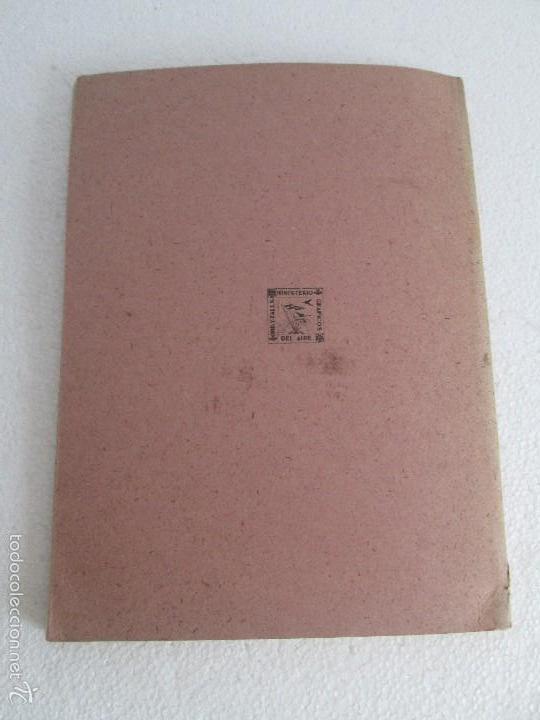 Libros de segunda mano: TEORIA DEL VUELO Y DEL AVION. INSTRUCCION AERONAUTICA PREMILITAR. 1942. VER FOTOGRAFIAS ADJUNTAS - Foto 16 - 55684198