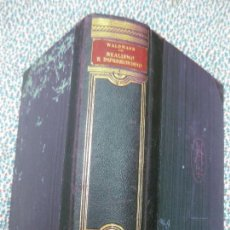 Libros de segunda mano: ARTE DEL REALISMO E IMPRESIONISMO EN EL SIGLO XIX. EMIL WALDMANN. HISTORIA DEL ARTE LABOR. TOMO XV. Lote 55707571