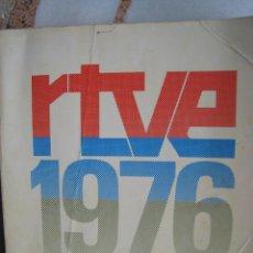 Libros de segunda mano: RTVE 1976-NUESTRO LIBRO DEL AÑO. Lote 55713282