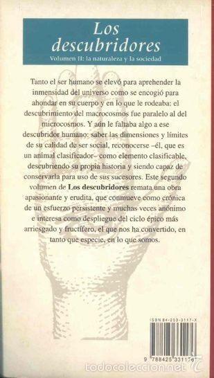 Libros de segunda mano: Boorstin - Los Descubridores - Ed Critica 2 tomos - Foto 13 - 55714329
