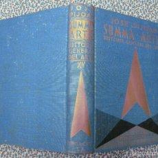 Libros de segunda mano: SUMMA ARTIS. HISTORIA GENERAL DEL ARTE (VOL. XV).- JOSE PIJOAN. ESPASA-CALPE, SEGUNDA EDICION 1957.. Lote 55717498
