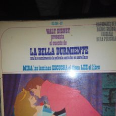 Libros de segunda mano: LA BELLA DURMIENTE WALT DISNEY . Lote 55797488