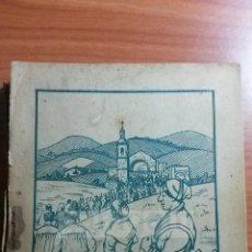 Libros de segunda mano: URKIOLAKO BEDERATZI-URRENA UNO DE LOS PRIMEROS LIBROS EN EUSKERA DE LA POSTGUERRA-AÑO 1943- DURANGO. Lote 55891176