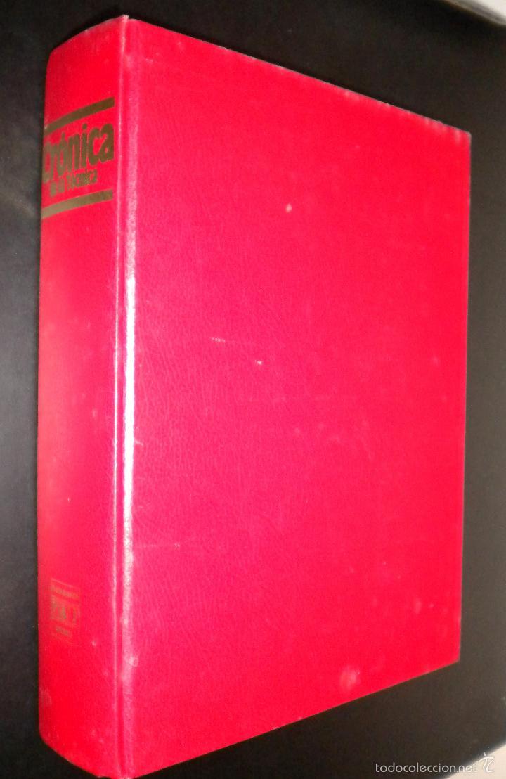 CRONICA DE LA TECNICA / PLAZA & JANES (Libros de Segunda Mano - Ciencias, Manuales y Oficios - Otros)