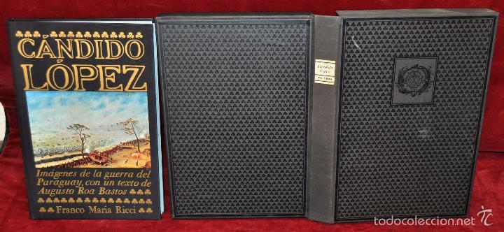 CÁNDIDO LÓPEZ. LOS SIGNOS DEL HOMBRE. FRANCO MARIA RICCI (FMR) (Libros de Segunda Mano - Bellas artes, ocio y coleccionismo - Otros)