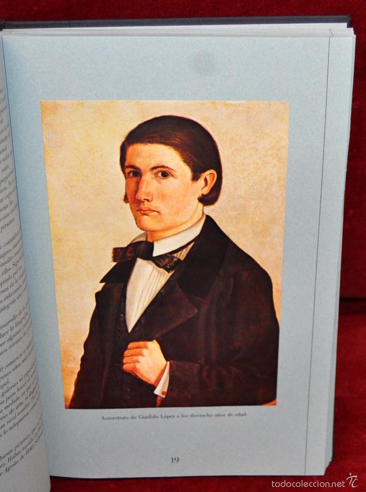 Libros de segunda mano: CÁNDIDO LÓPEZ. LOS SIGNOS DEL HOMBRE. FRANCO MARIA RICCI (FMR) - Foto 8 - 119425010
