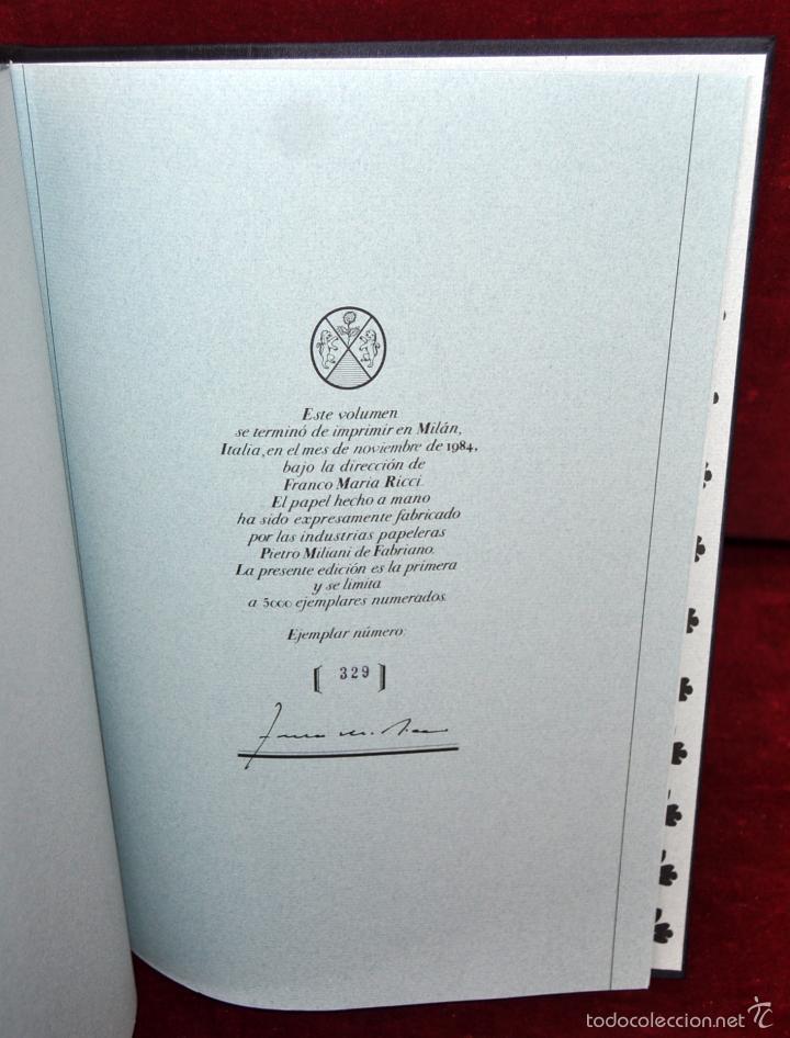 Libros de segunda mano: CÁNDIDO LÓPEZ. LOS SIGNOS DEL HOMBRE. FRANCO MARIA RICCI (FMR) - Foto 14 - 119425010