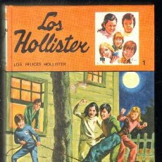 Livres d'occasion: LOS HOLLISTER. LOS FELICES HOLLISTER. Nº1. A-NSF-3004. Lote 55992120