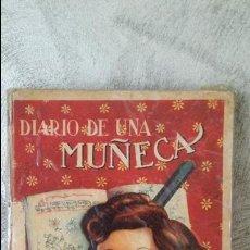 Libros de segunda mano: DIARIO DE UNA MUÑECA MARILO. Lote 55998599