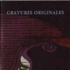 Libros de segunda mano: MAITRES-GRAVEURS CONTEMPORAINS 1968 BERGGRUEN. LITOGRAFÍA ORIGINAL DE PAUL WUNDERLICH EN LA CUBIERTA. Lote 56014957