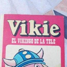 Libros de segunda mano: VIKIE. EL VIKINGO DE LA TELE. COLECCIÓN JOVIALITO. Lote 56036303