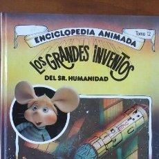 Libros de segunda mano: ENCICLOPEDIA ANIMADA.LA CONQUISTA DEL ESPACIO.ALTAMIRA.. Lote 56042400