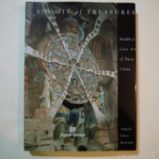 Libros de segunda mano: SUMMIT OF TREASURES: BUDDHIST CAVE ART OF DAZU CHINA - ANGELA FALCO HOWARD - AGBAR GROUP - 2001. Lote 56089356