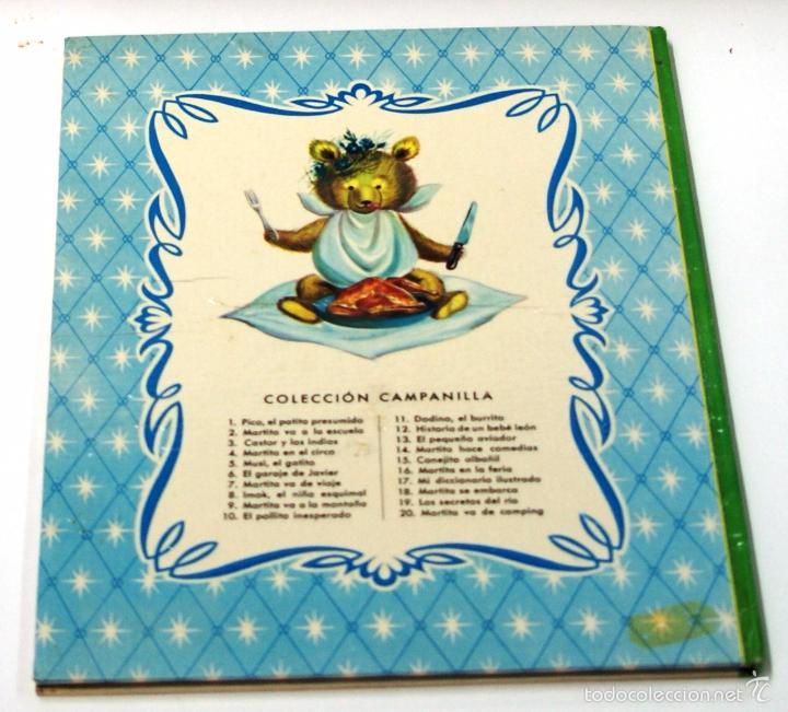 Libros de segunda mano: MI DICCIONARIO ILUSTRADO-COLECCIÓN CAMPANILLA-EDITORIAL JUVENTUD 1962 - Foto 2 - 56093302