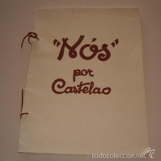 """Libros de segunda mano: CASTELAO. """"NOS"""" POR CASTELO. RM74026. . Lote 56113886"""