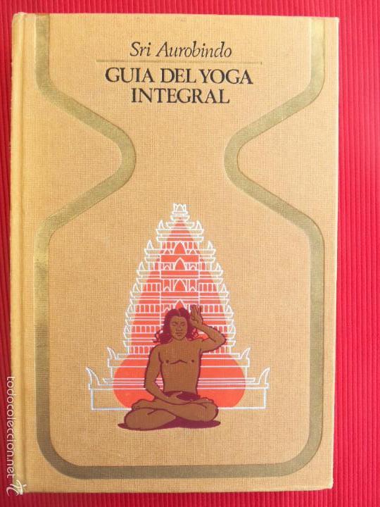 Guia del yoga integral-sri aurobindo - Sold through Direct