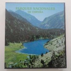 Libros de segunda mano: LIBRO PARQUES NACIONALES DE ESPAÑA. Lote 56129654