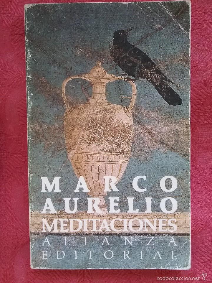 meditaciones. marco aurelio. alianza editorial - Comprar en ...